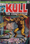 Cover for Kull the Conqueror (Marvel, 1971 series) #8 [British]
