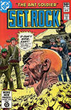 Cover for Sgt. Rock (DC, 1977 series) #351 [Direct]