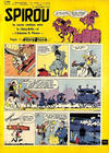 Cover for Spirou (Dupuis, 1947 series) #1123