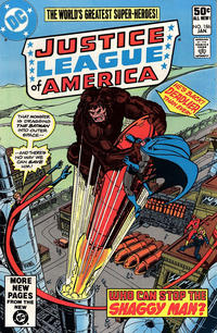 Cover Thumbnail for Justice League of America (DC, 1960 series) #186 [Direct]