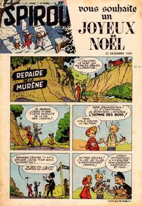 Cover Thumbnail for Spirou (Dupuis, 1947 series) #871