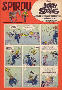 Cover Thumbnail for Spirou (Dupuis, 1947 series) #899