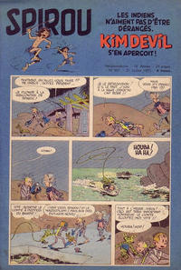 Cover Thumbnail for Spirou (Dupuis, 1947 series) #901