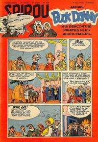Cover Thumbnail for Spirou (Dupuis, 1947 series) #903