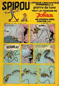 Cover Thumbnail for Spirou (Dupuis, 1947 series) #904