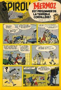 Cover Thumbnail for Spirou (Dupuis, 1947 series) #908