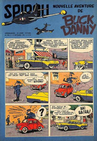 Cover Thumbnail for Spirou (Dupuis, 1947 series) #909