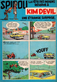 Cover Thumbnail for Spirou (Dupuis, 1947 series) #910