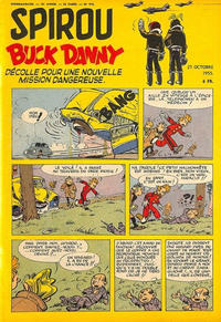 Cover Thumbnail for Spirou (Dupuis, 1947 series) #915