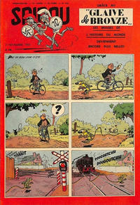 Cover Thumbnail for Spirou (Dupuis, 1947 series) #916