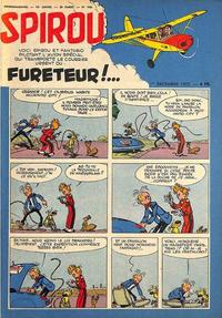 Cover Thumbnail for Spirou (Dupuis, 1947 series) #920