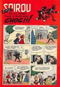 Cover Thumbnail for Spirou (Dupuis, 1947 series) #928