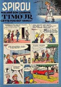 Cover Thumbnail for Spirou (Dupuis, 1947 series) #929