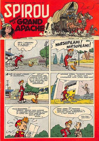 Cover Thumbnail for Spirou (Dupuis, 1947 series) #932