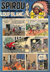 Cover Thumbnail for Spirou (Dupuis, 1947 series) #937