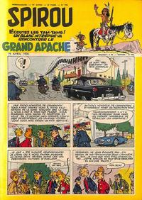 Cover Thumbnail for Spirou (Dupuis, 1947 series) #940