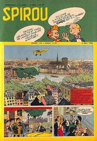 Cover Thumbnail for Spirou (Dupuis, 1947 series) #942