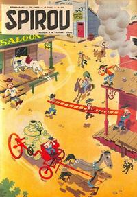 Cover Thumbnail for Spirou (Dupuis, 1947 series) #943