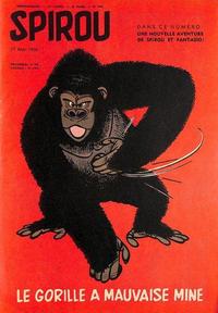 Cover Thumbnail for Spirou (Dupuis, 1947 series) #944