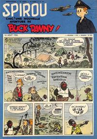 Cover Thumbnail for Spirou (Dupuis, 1947 series) #957