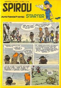 Cover Thumbnail for Spirou (Dupuis, 1947 series) #958