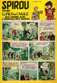 Cover Thumbnail for Spirou (Dupuis, 1947 series) #964