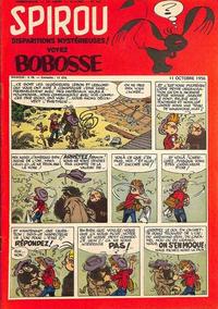 Cover Thumbnail for Spirou (Dupuis, 1947 series) #965