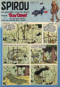 Cover Thumbnail for Spirou (Dupuis, 1947 series) #982