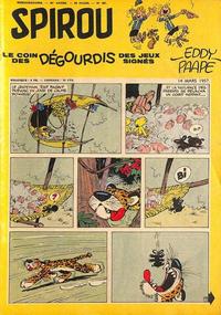 Cover Thumbnail for Spirou (Dupuis, 1947 series) #987