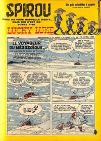 Cover Thumbnail for Spirou (Dupuis, 1947 series) #992
