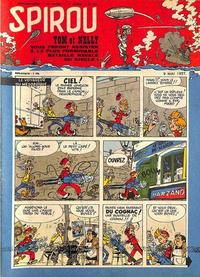 Cover Thumbnail for Spirou (Dupuis, 1947 series) #995