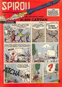 Cover Thumbnail for Spirou (Dupuis, 1947 series) #996