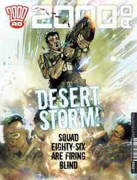 Cover Thumbnail for 2000 AD (Rebellion, 2001 series) #2052