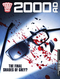 Cover Thumbnail for 2000 AD (Rebellion, 2001 series) #2049