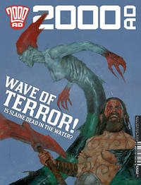 Cover Thumbnail for 2000 AD (Rebellion, 2001 series) #2055