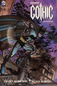 Cover Thumbnail for Batman: Gothic Deluxe Edition (DC, 2015 series)