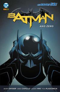 Cover Thumbnail for Batman: Ano Zero (Panini Brasil, 2017 series)