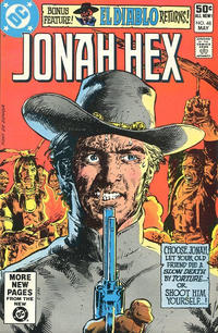 Cover Thumbnail for Jonah Hex (DC, 1977 series) #48 [Direct]