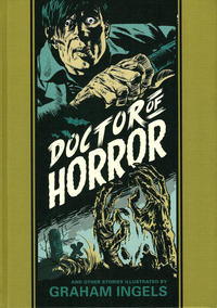 Cover Thumbnail for The Fantagraphics EC Artists' Library (Fantagraphics, 2012 series) #23 - Doctor of Horror and Other Stories