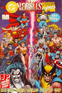 Cover Thumbnail for DC versus Marvel (JuniorPress, 1997 series) #1