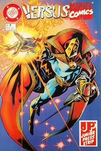Cover Thumbnail for DC versus Marvel (JuniorPress, 1997 series) #8
