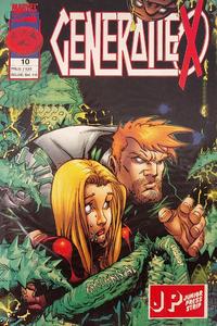 Cover Thumbnail for Generatie X (JuniorPress, 1996 series) #10