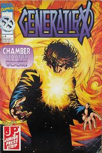Cover Thumbnail for Generatie X (Juniorpress, 1996 series) #4