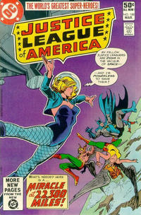Cover Thumbnail for Justice League of America (DC, 1960 series) #188 [Direct]