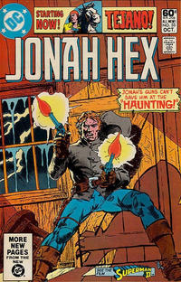 Cover Thumbnail for Jonah Hex (DC, 1977 series) #53 [Direct]