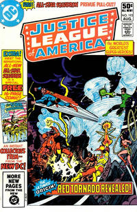 Cover Thumbnail for Justice League of America (DC, 1960 series) #193 [Direct]