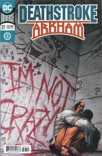 Cover Thumbnail for Deathstroke (DC, 2016 series) #37