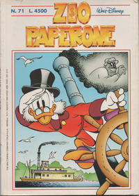 Cover Thumbnail for Zio Paperone (The Walt Disney Company Italia, 1990 series) #71