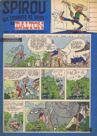 Cover Thumbnail for Spirou (Dupuis, 1947 series) #1002