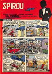 Cover Thumbnail for Spirou (Dupuis, 1947 series) #1008